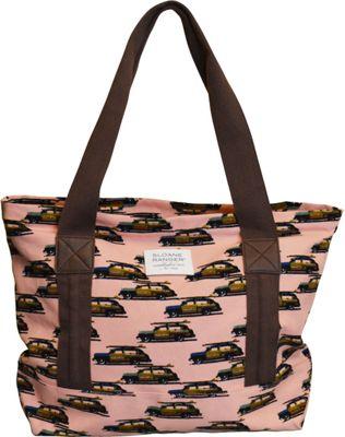 Sloane Ranger Tote Bag Surf's Up - Sloane Ranger Fabric Handbags