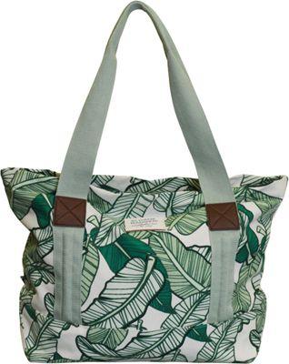 Sloane Ranger Tote Bag Banana Leaf - Sloane Ranger Fabric Handbags