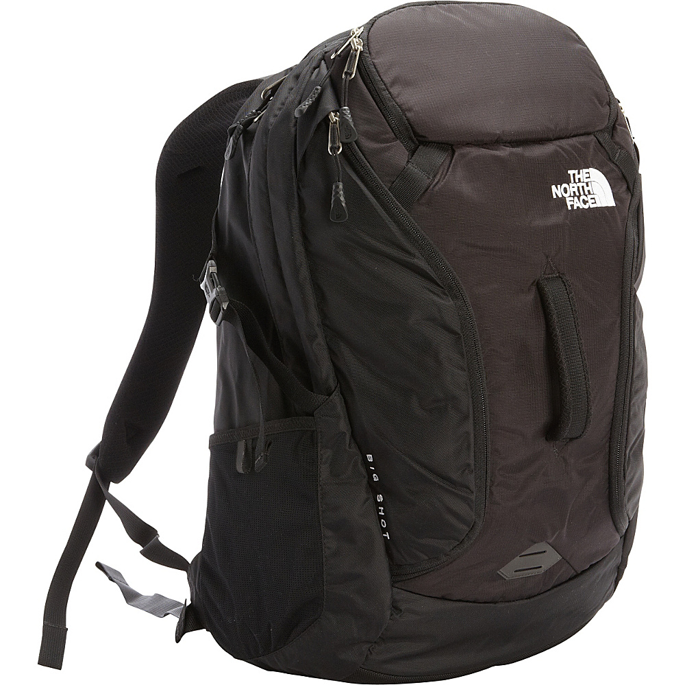 The North Face Big Shot Laptop Backpack TNF Black - The North Face Business & Laptop Backpacks - Backpacks, Business & Laptop Backpacks