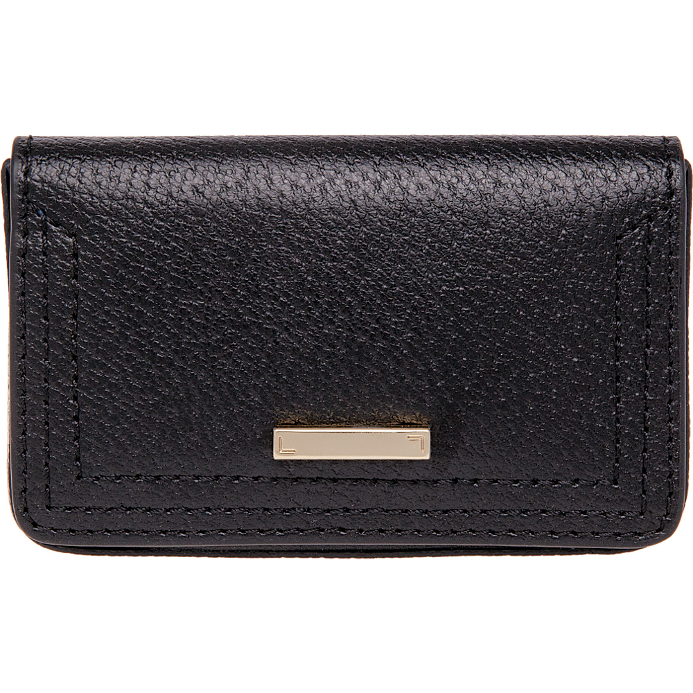 Lodis Stephanie Mini Card Case Black Lodis Women s SLG Other