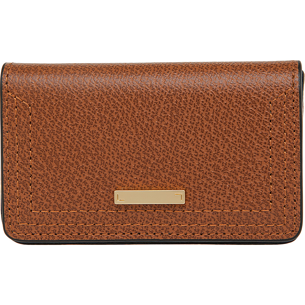 Lodis Stephanie Mini Card Case Chestnut Lodis Women s SLG Other