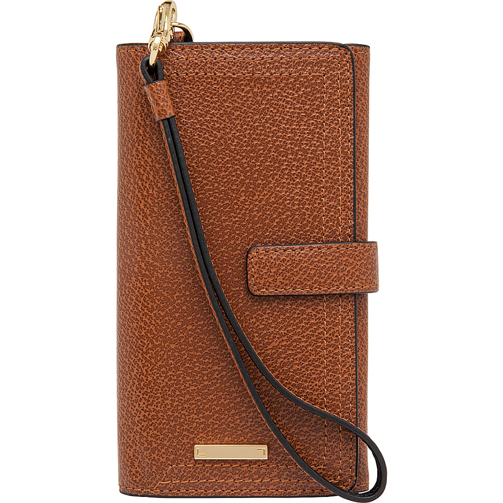Lodis Stephanie RFID Lily Phone Wallet Chestnut Lodis Women s Wallets