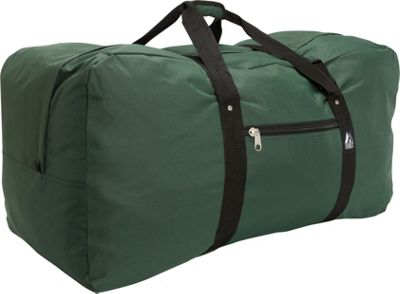 Everest Cargo Duffel - Medium Green - Everest All Purpose Duffels