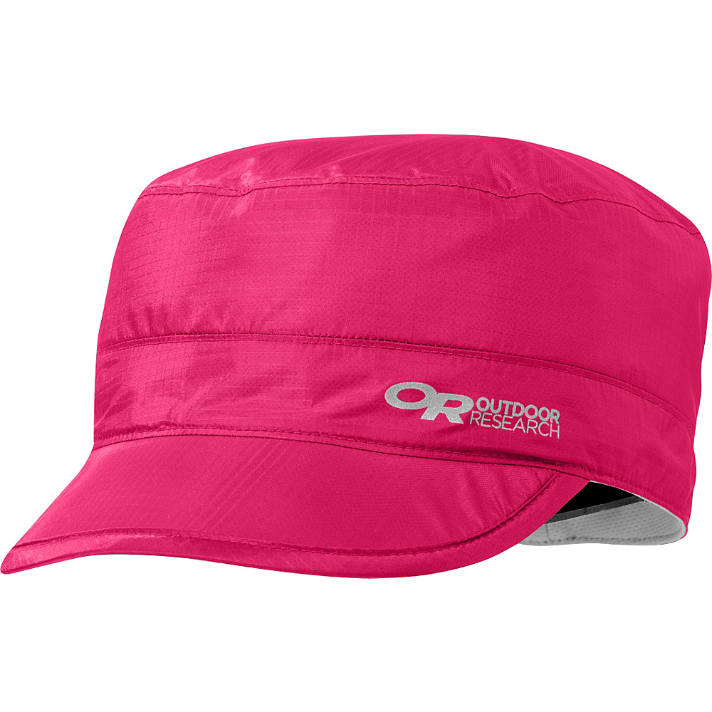 Outdoor Research Helium Radar Rain Cap S/M - Desert Sunrise - Large/X-Large - Outdoor Research Hats/Gloves/Scarves - Fashion Accessories, Hats/Gloves/Scarves