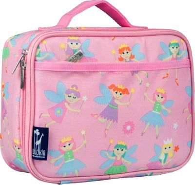 Wildkin Olive Kids Fairy Princess Lunch Box Olive Kids Fairy Princess - Wildkin Travel Coolers 10359641