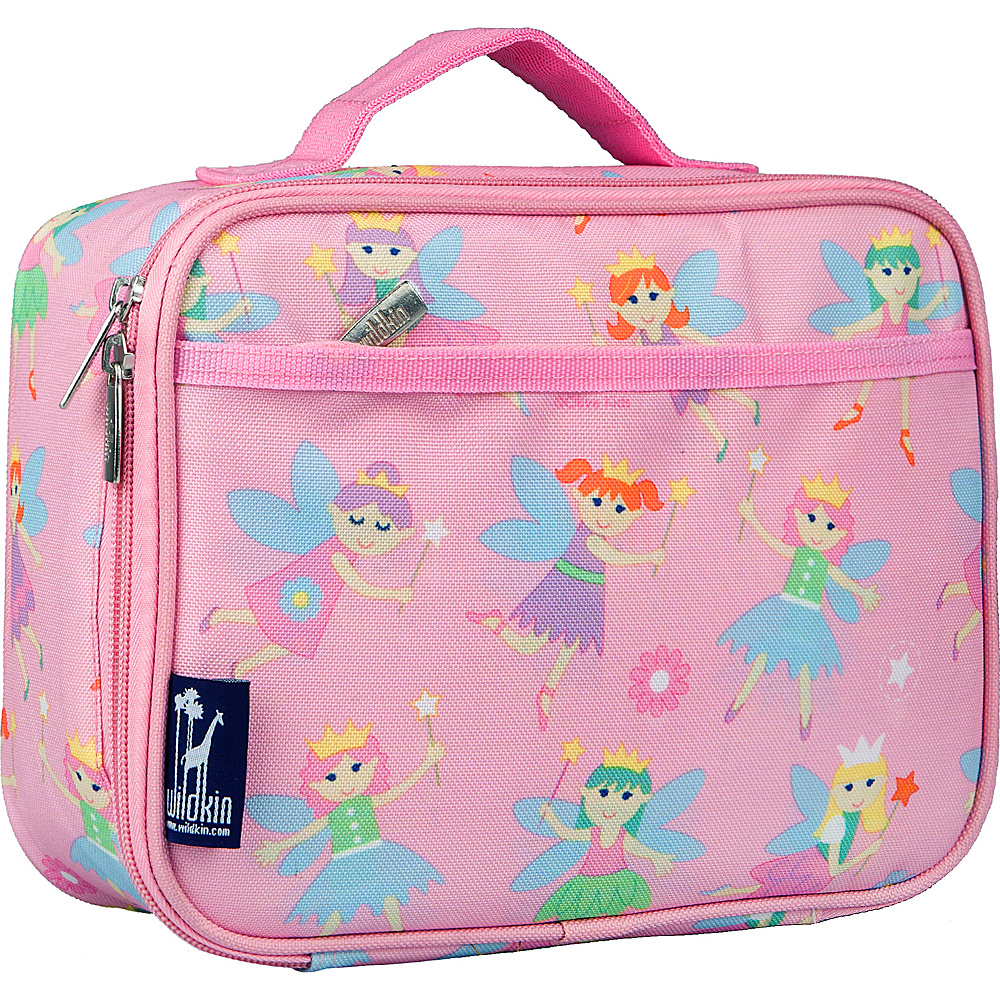 Wildkin Olive Kids Fairy Princess Lunch Box Olive Kids Fairy Princess Wildkin Travel Coolers