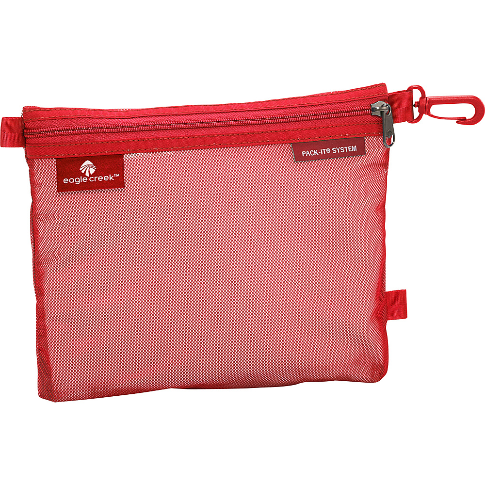 Eagle Creek Pack-It Sac Medium Red Fire - Eagle Creek Travel Organizers - Travel Accessories, Travel Organizers