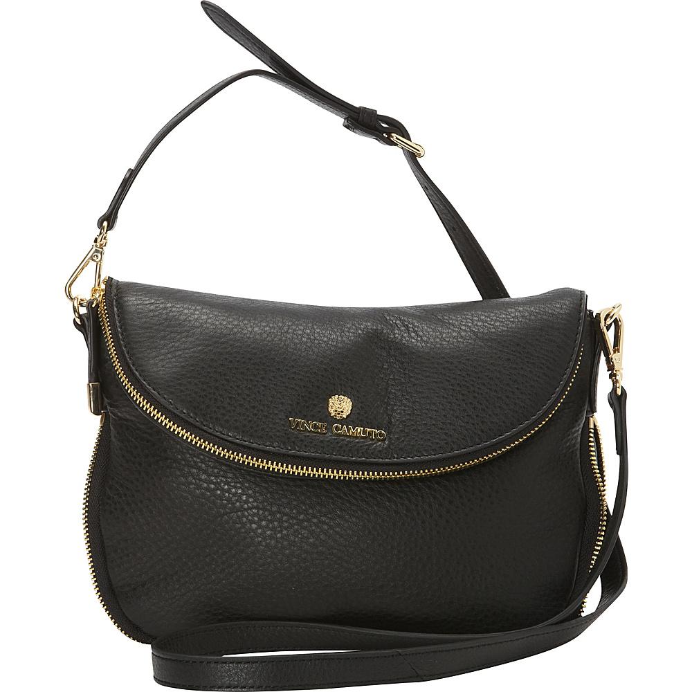 Vince Camuto Rizo Crossbody Black Vince Camuto Designer Handbags