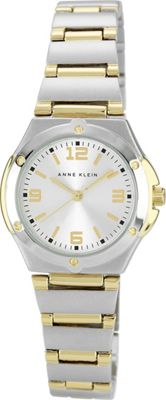 Anne Klein Watches Two-Tone Round Dress Watch Two-toned - Anne Klein Watches Watches