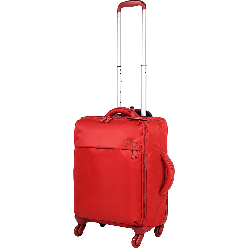 Lipault Paris Spinner 20 Ruby Lipault Paris Softside Carry On