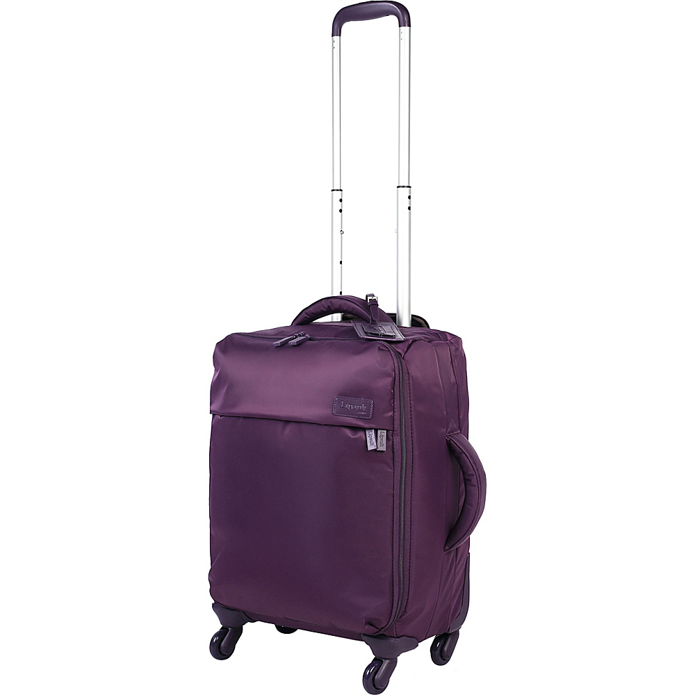 Lipault Paris Spinner 20 Purple Lipault Paris Softside Carry On