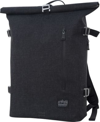 Manhattan Portage Harbor Backpack Black - Manhattan Portage Business & Laptop Backpacks