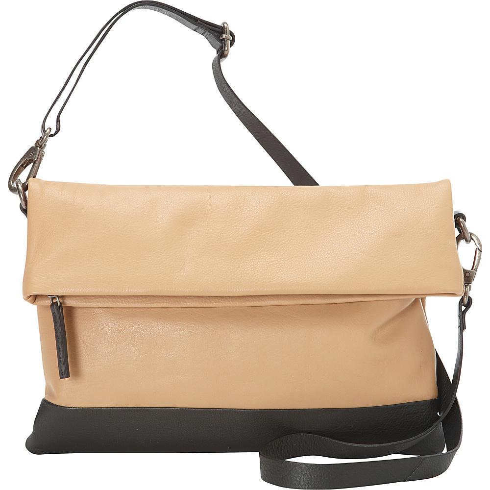 Hadaki Primavera Clutch Semolina - Hadaki Leather Handbags - Handbags, Leather Handbags