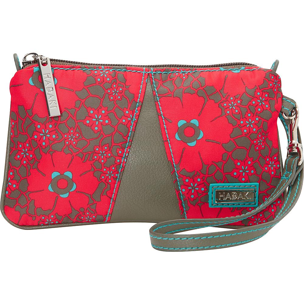 Hadaki Wristlet Primavera Lacey - Hadaki Fabric Handbags - Handbags, Fabric Handbags