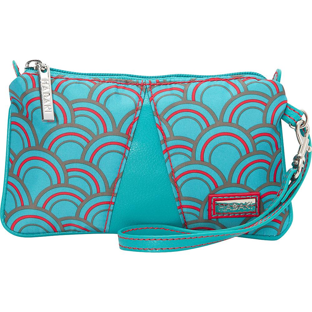 Hadaki Wristlet Primavera Sunrays - Hadaki Fabric Handbags - Handbags, Fabric Handbags