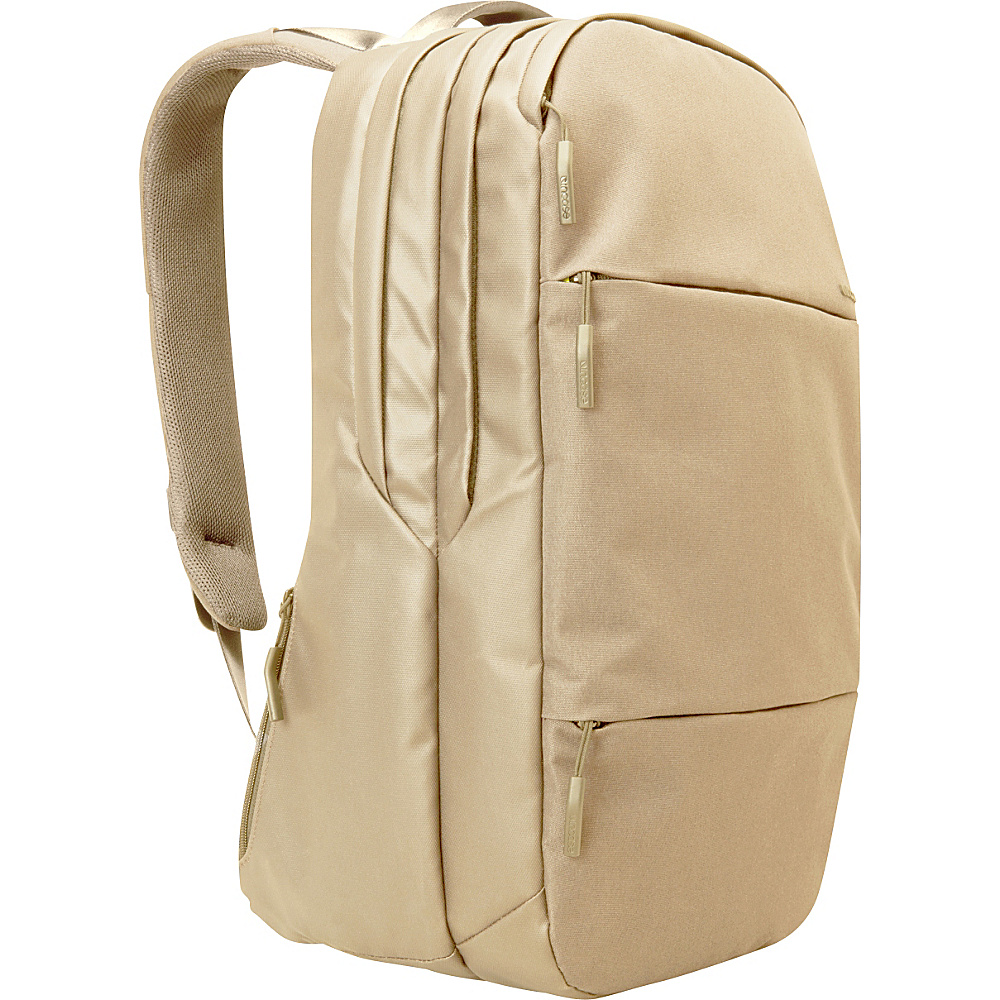 Incase City Collection Backpack Dark Khaki Incase Business Laptop Backpacks
