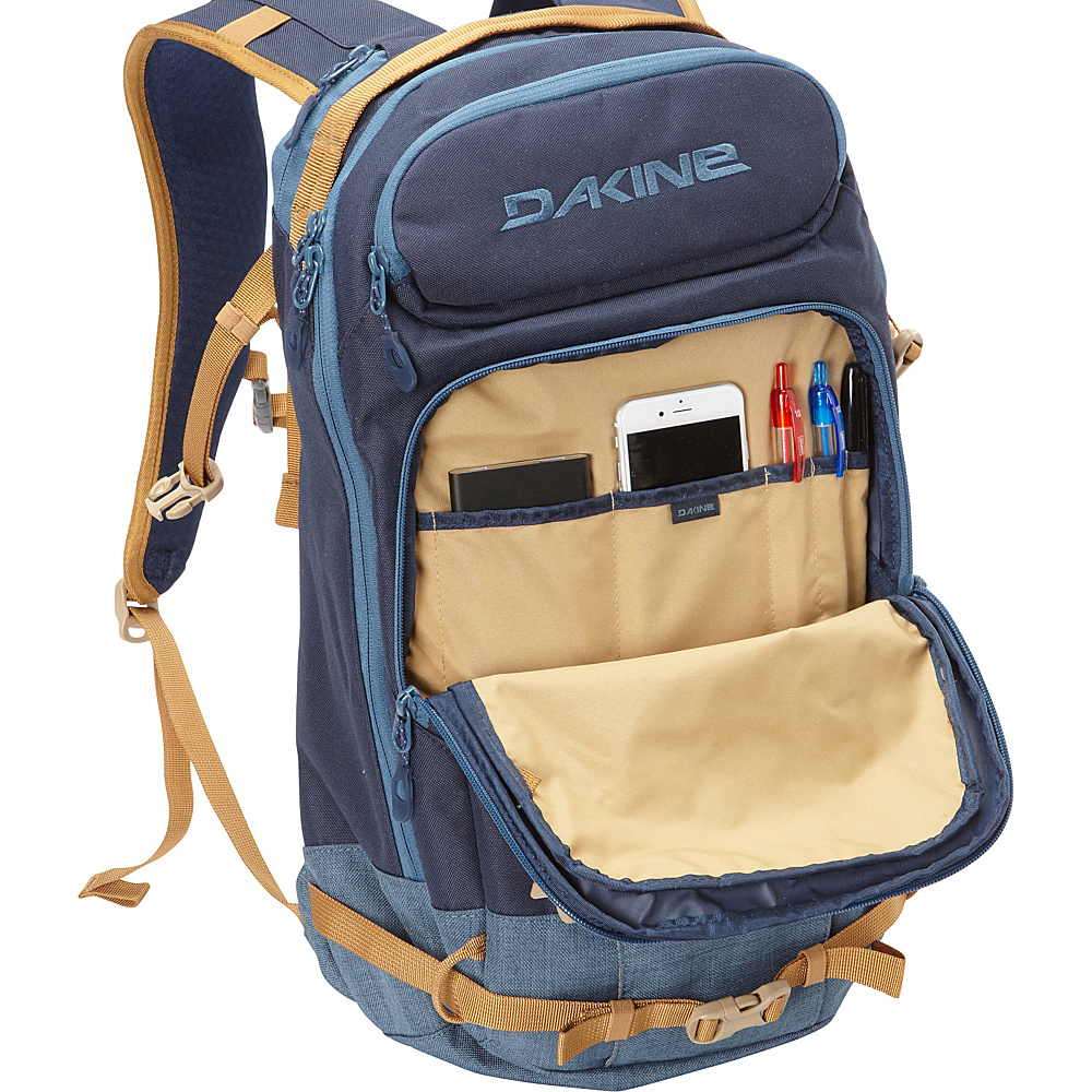 Dakine Heli Pro 20l Backpack 9 Colors Day Hiking Backpack New
