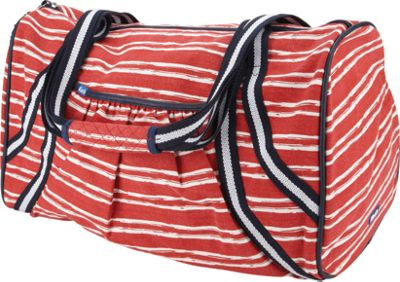 Keds Weekender Rococco Red - Keds Travel Duffels