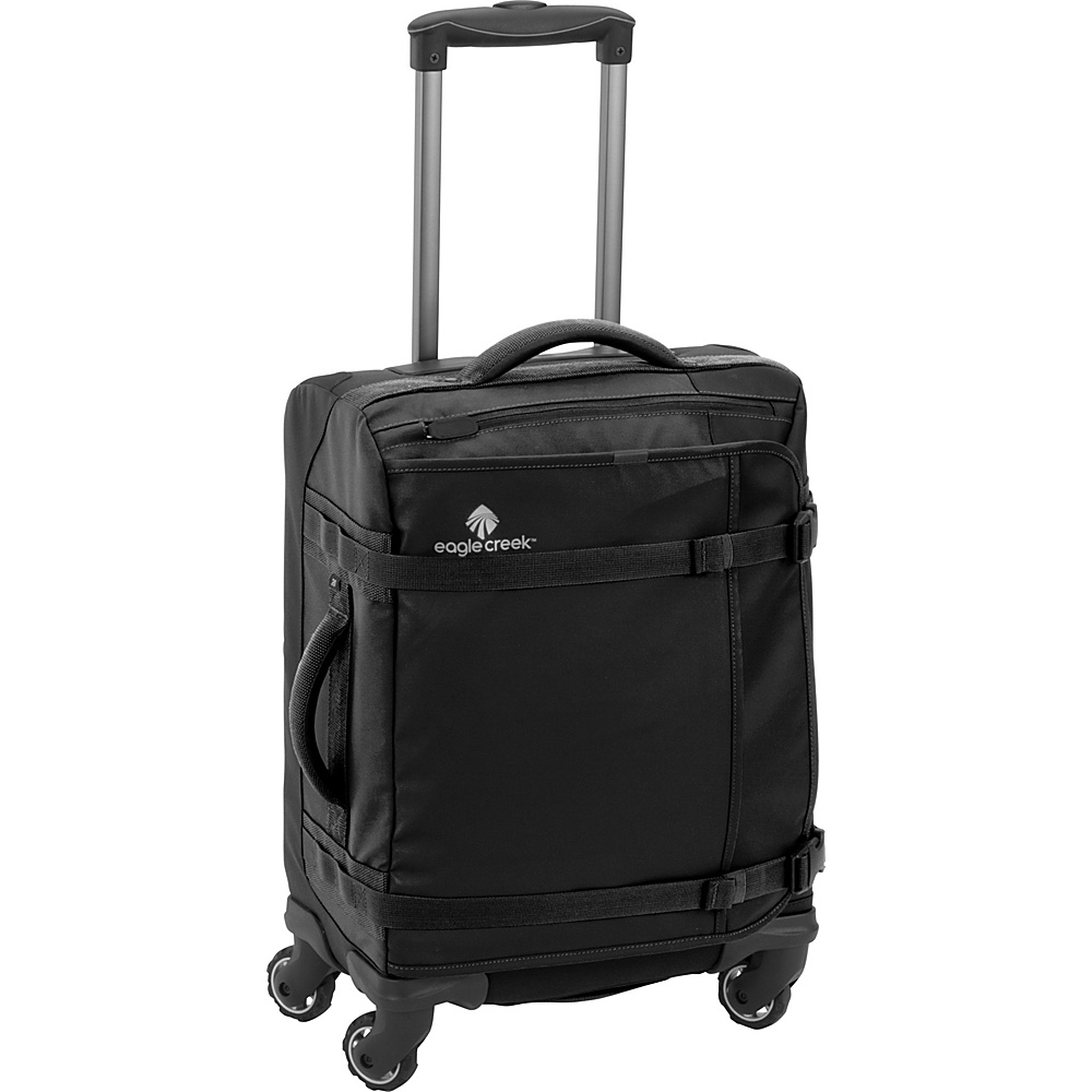 Eagle Creek No Matter What Flatbed AWD 20 Black - Eagle Creek Softside Carry-On - Luggage, Softside Carry-On
