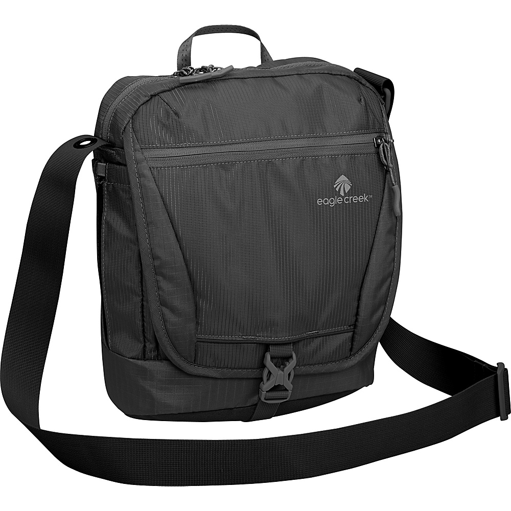 Eagle Creek Guide Pro Courier RFID Black - Eagle Creek Other Mens Bags - Work Bags & Briefcases, Other Men's Bags
