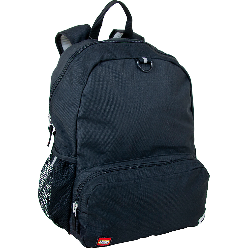LEGO Heritage Backpack Black LEGO Everyday Backpacks