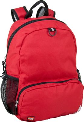 LEGO LEGO Heritage Backpack RED - LEGO Everyday Backpacks