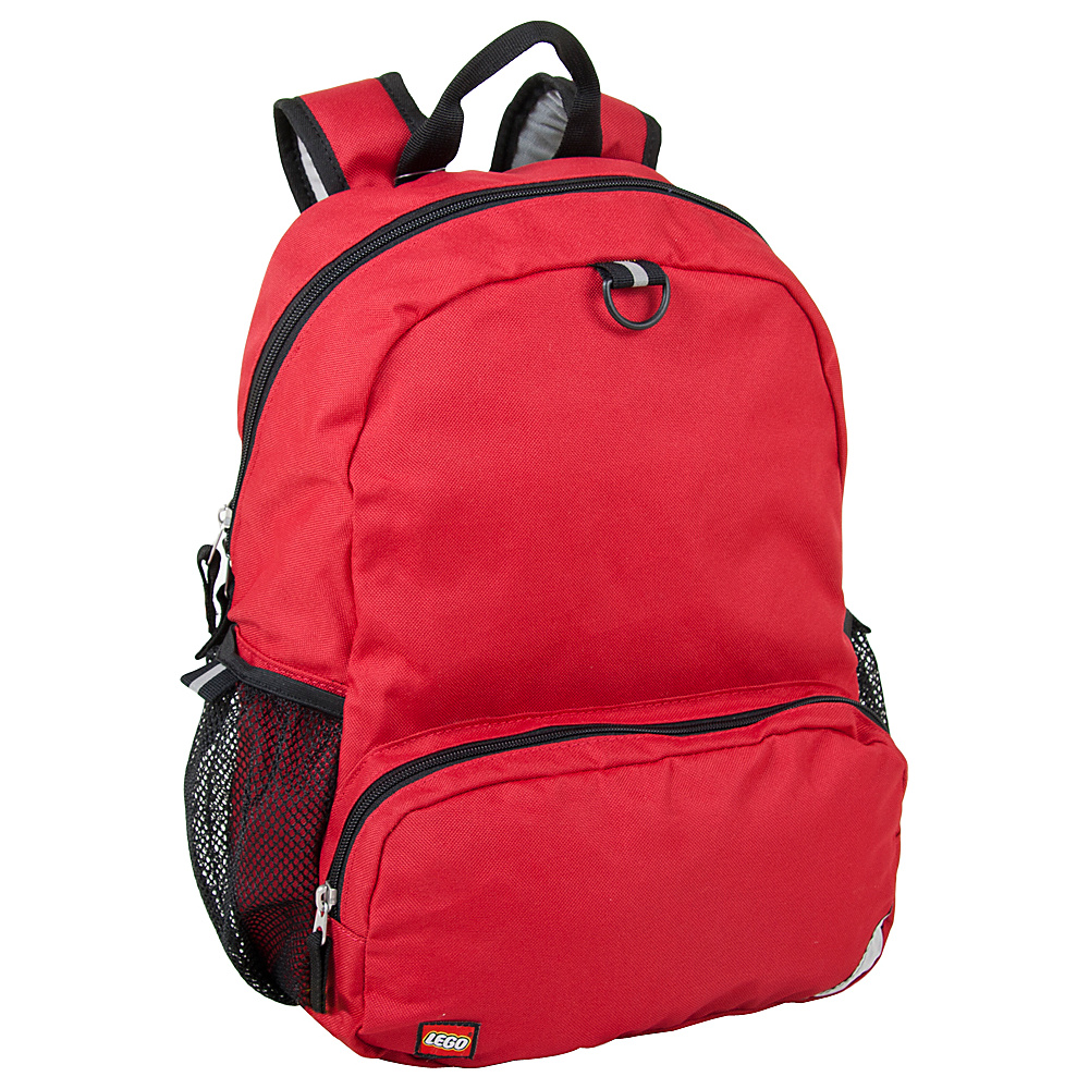 LEGO Heritage Backpack RED LEGO Everyday Backpacks