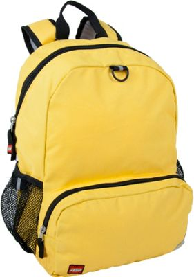 LEGO Heritage Backpack YELLOW - LEGO Everyday Backpacks