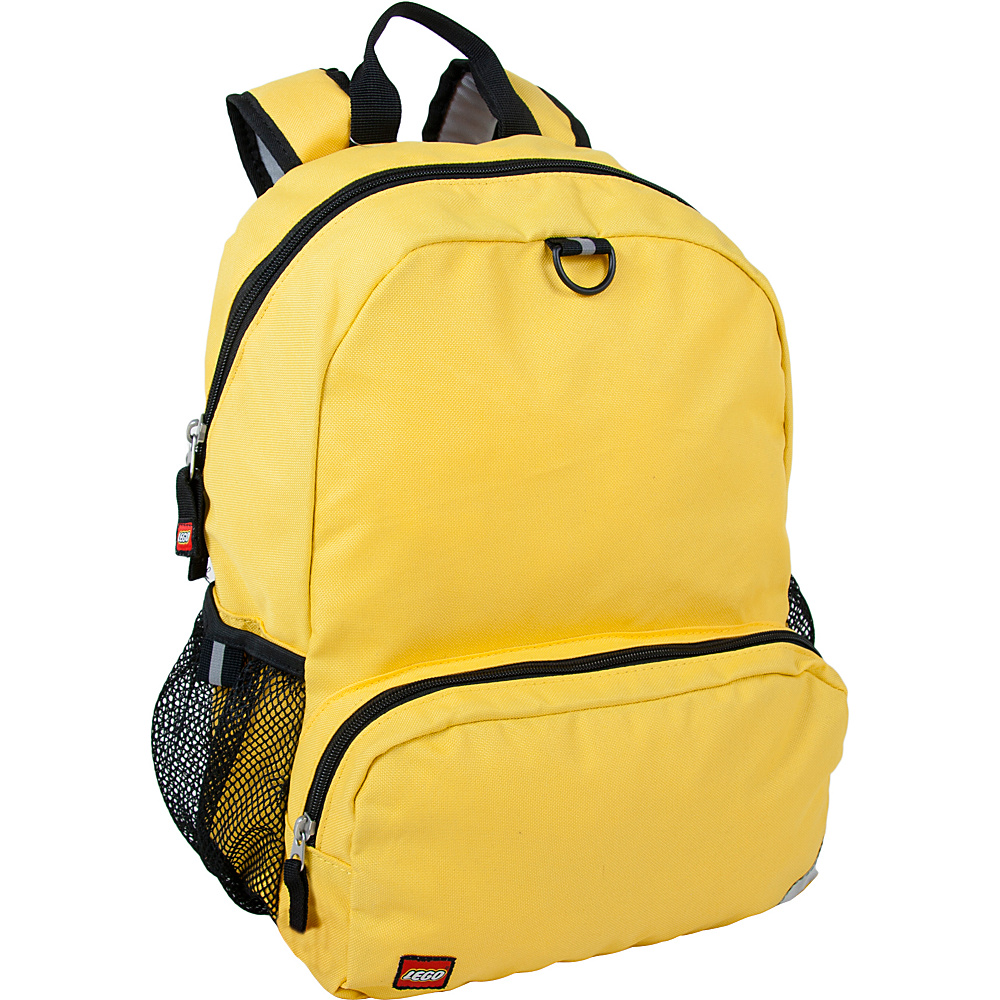 LEGO Heritage Backpack YELLOW LEGO Everyday Backpacks