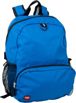 LEGO LEGO Heritage Backpack Blue - LEGO Everyday Backpacks