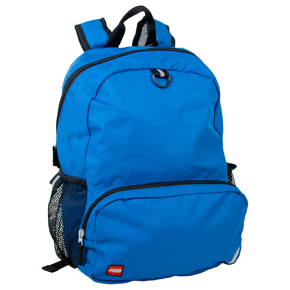LEGO Heritage Backpack Blue LEGO Everyday Backpacks