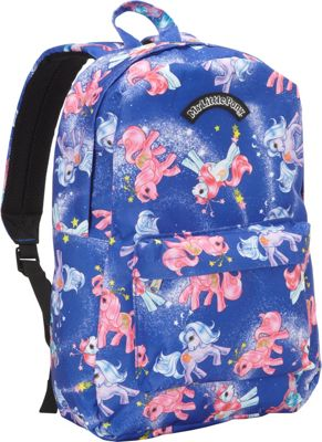 Loungefly Loungefly My Little Pony Retro Celestial Backpack Blue/Multi - Loungefly Everyday Backpacks