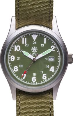 Smith & Wesson Watches Military Watch with
