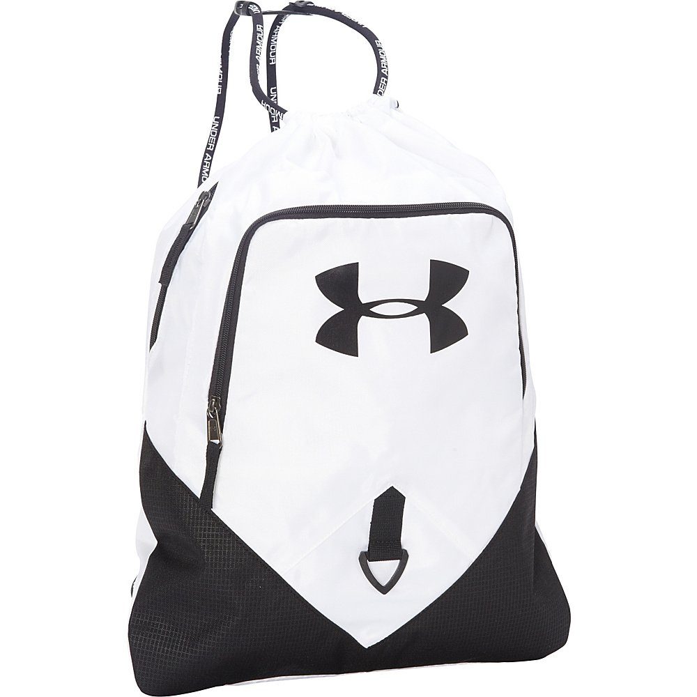 8123200713cc UPC 888376407759 product image for Under Armour Undeniable Sackpack  White Black Black - Under ...