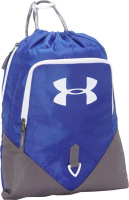 Under Armour Undeniable Sackpack Royal/Graphite/White - Under Armour Everyday Backpacks