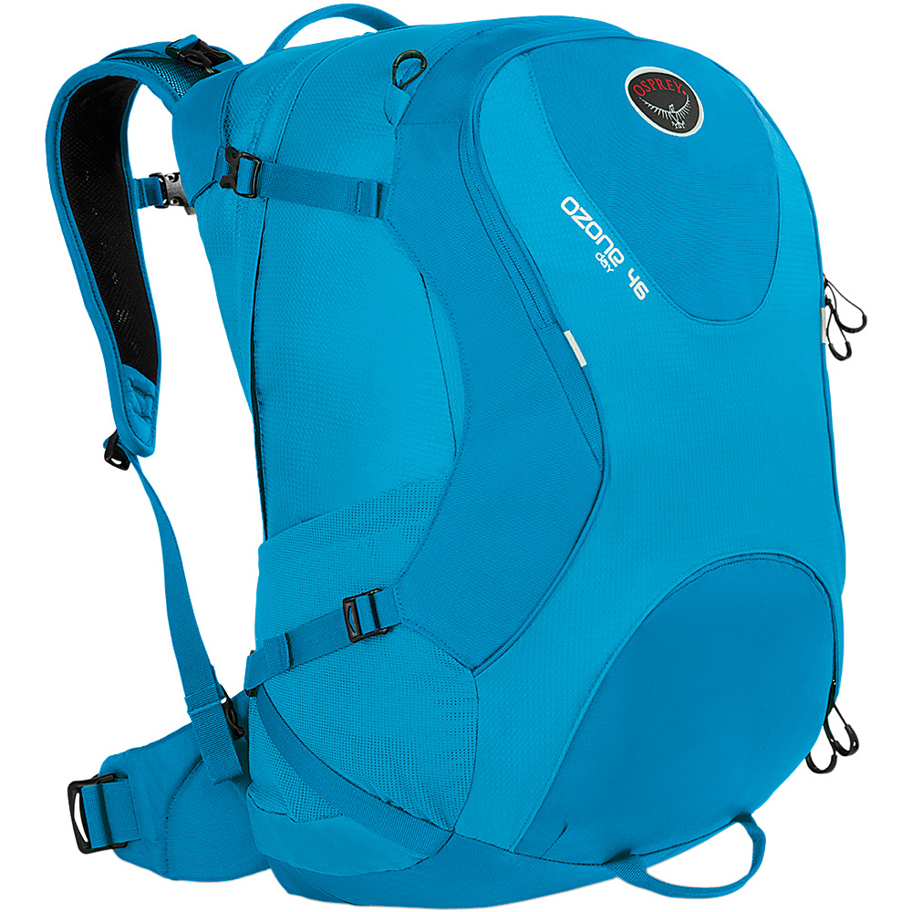 Osprey Ozone Travel Pack 46 Summit Blue - Osprey Business & Laptop Backpacks - Backpacks, Business & Laptop Backpacks