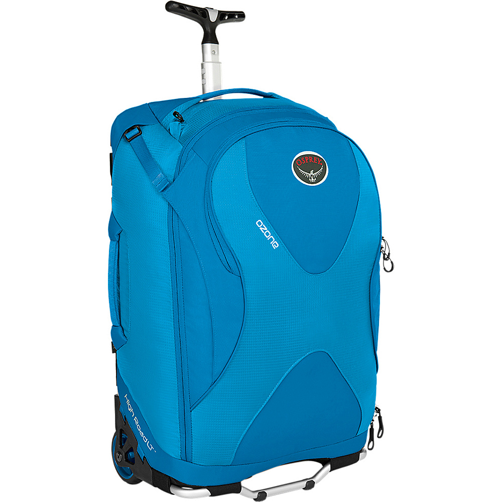 Osprey Ozone 22 inch/46L Summit Blue - Osprey Softside Carry-On - Luggage, Softside Carry-On