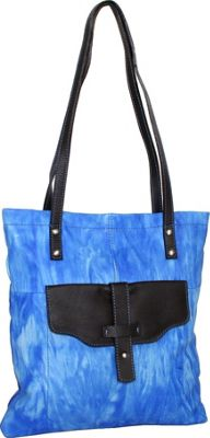 Nino Bossi Squeeze My Slim Tote Denim - Nino Bossi Leather Handbags