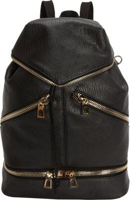 Hang Accessories Tech Organizing Convertible Backpack Black - Hang Accessories Manmade Handbags