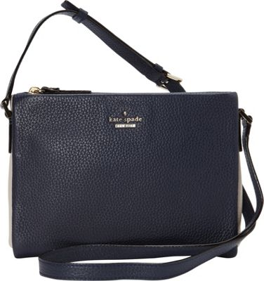 kate spade new york Holden Street Lilibeth Galaxy/Sandstone - kate spade new york Designer Handbags