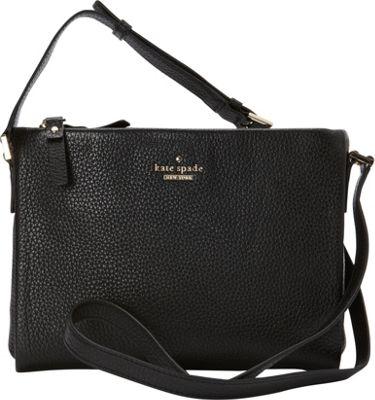 kate spade new york Holden Street Lilibeth Black - kate spade new york Designer Handbags