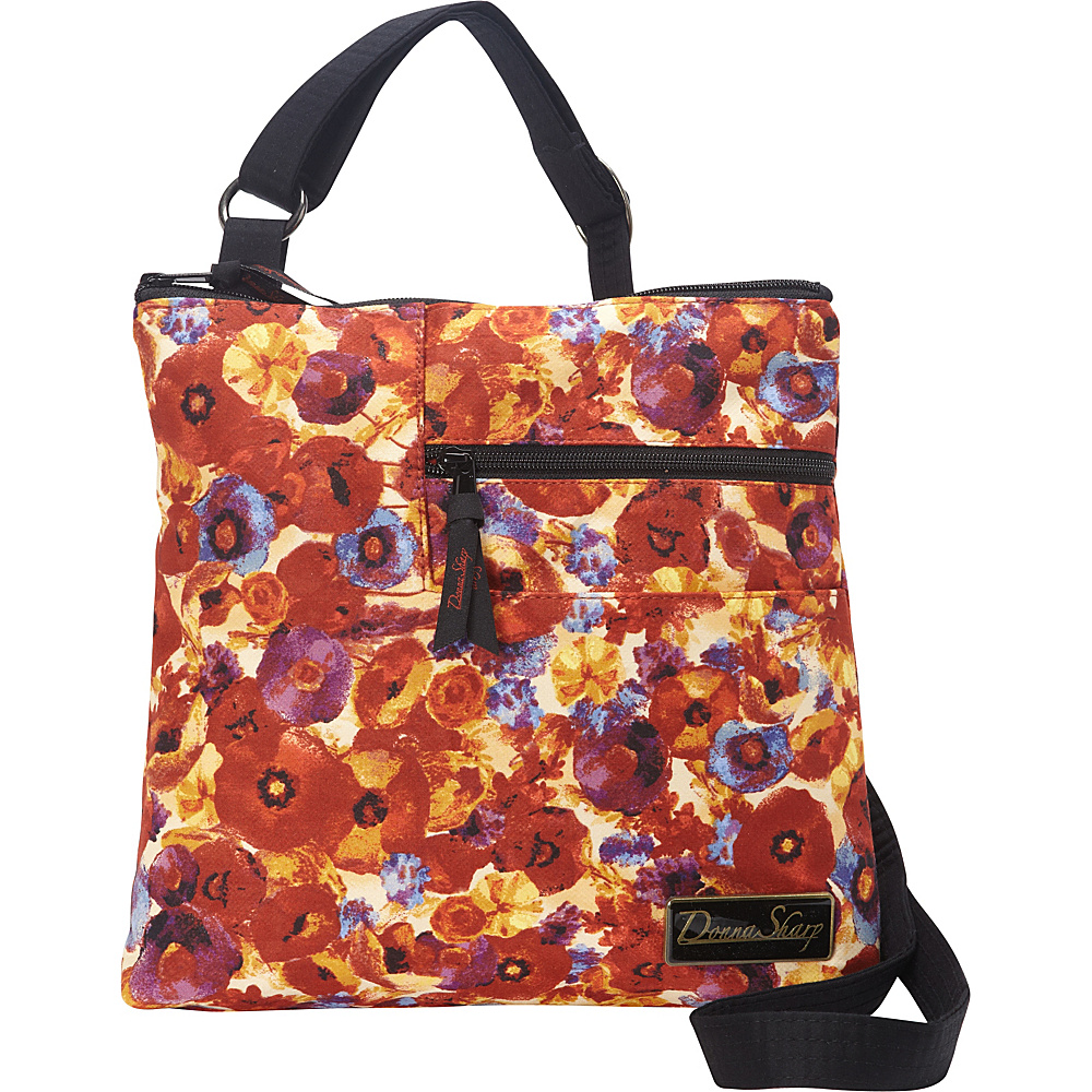 Donna Sharp Becki Bag Poppy Field Donna Sharp Fabric Handbags