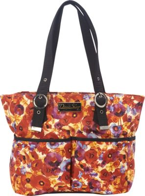 Donna Sharp Elaina Bag Poppy Field - Donna Sharp Fabric Handbags