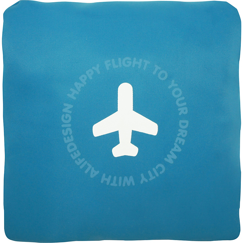 pb travel Alife Design Happy Flight Folding Bag 32L Blue - pb travel Packable Bags