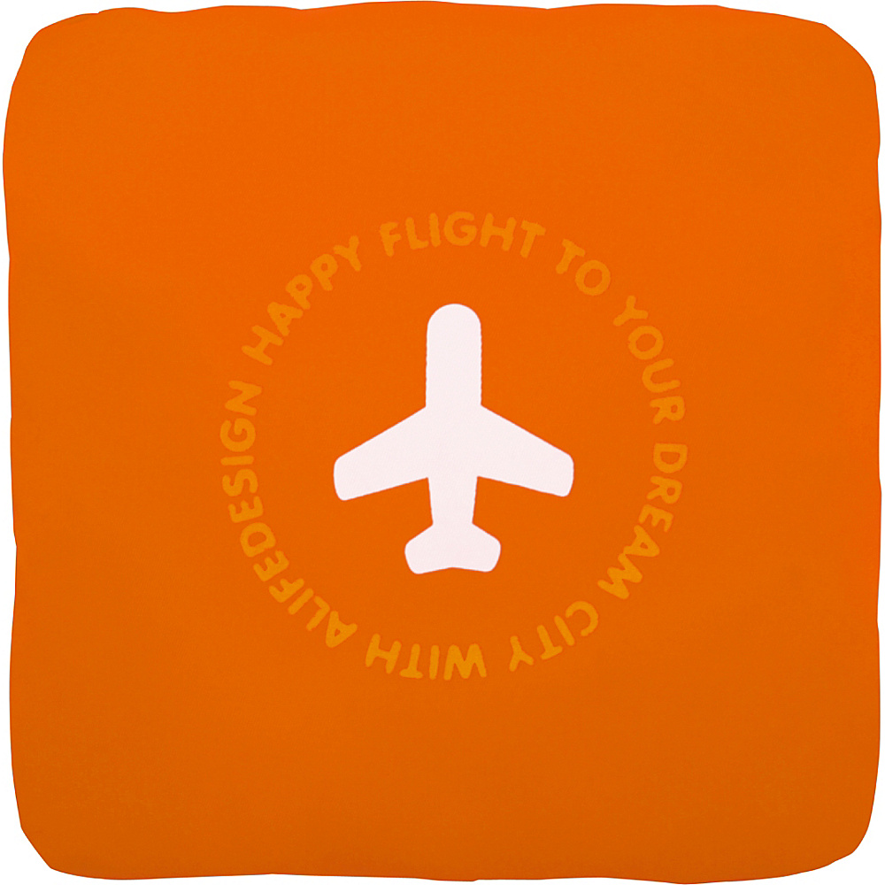 ALIFE DESIGN Alife Design Happy Flight Folding Bag 32L Orange - ALIFE DESIGN Packable Bags