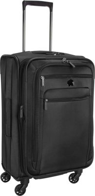 Delsey Helium Sky 2.0 Carry-on Exp. Spinner Trolley Black - Delsey Softside Carry-On