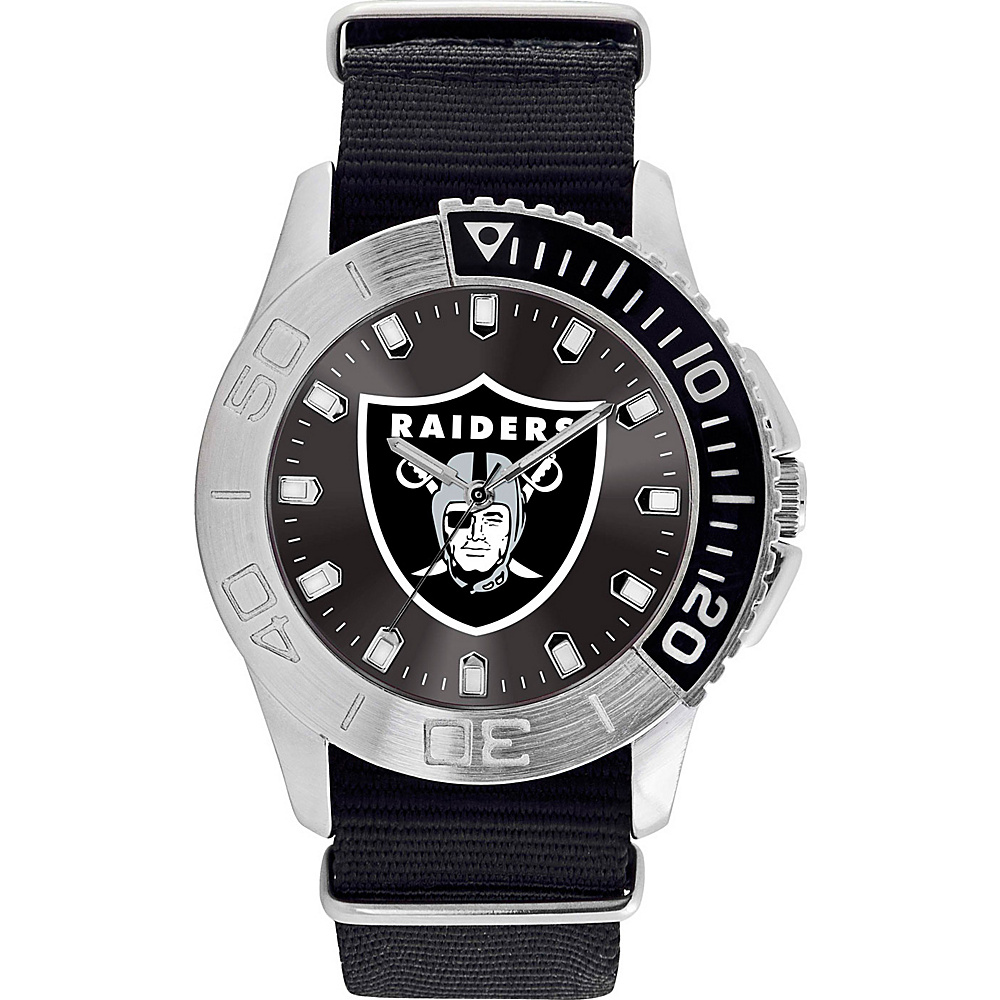 Game Time Starter NFL Watch Oakland Raiders - Game Time Watches - Fashion Accessories, Watches