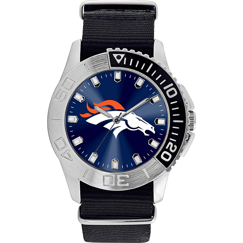 Game Time Starter NFL Watch Denver Broncos - Game Time Watches - Fashion Accessories, Watches