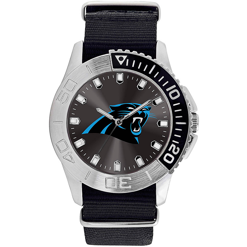 Game Time Starter NFL Watch Carolina Panthers - Game Time Watches - Fashion Accessories, Watches