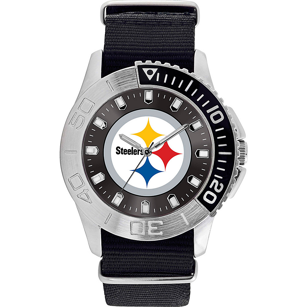 Game Time Starter NFL Watch Pittsburgh Steelers - Game Time Watches - Fashion Accessories, Watches